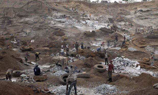getty images africa mining