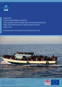 763354 Analysis Flow Monitoring and Human Trafficking Surveys in the Mediterranean and Beyond 26 April 2017