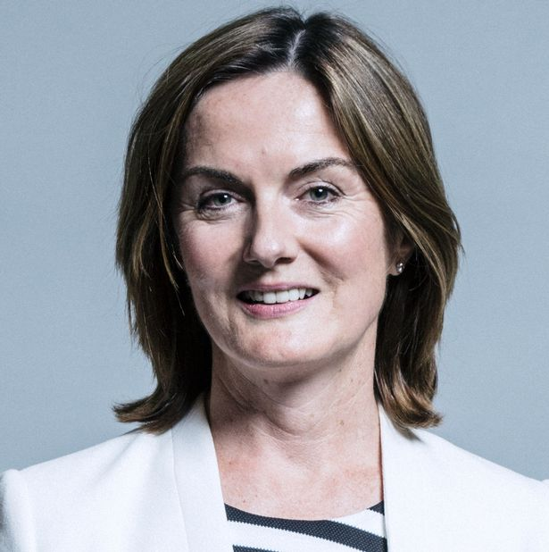 PROD Official portrait of Lucy Allan crop 21