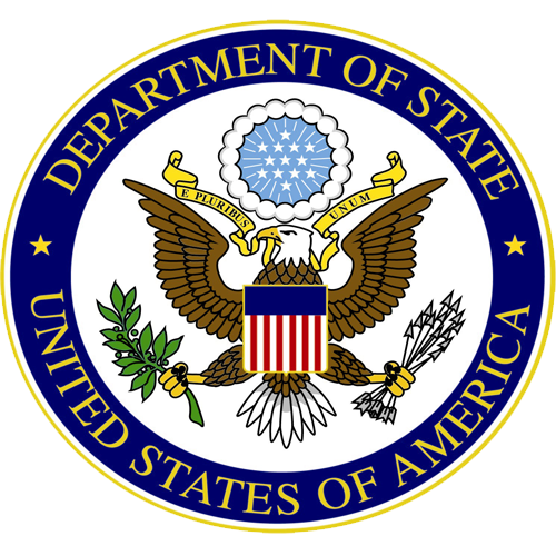 dept of state usa logo