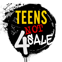 teensnot4sale logo